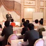 日本弱酸性美容協会富山支部「理事長を囲む会」開催