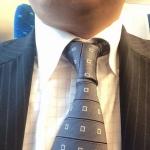 ネクタイと私…